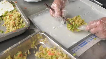 早餐中国:薄薄的粄皮,鲜美的内陷,客家小吃簸箕粄清爽诱人。