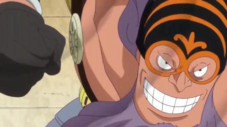 海贼王:萨博到底有多强,徒手干倒明哥最强手下