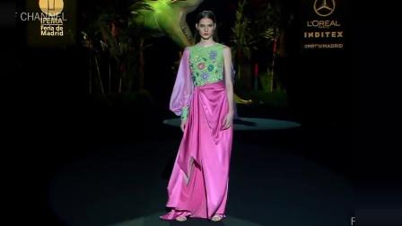 经典T台秀:2020纽约春夏时装周Hannibal Laguna品牌时装秀第六部分