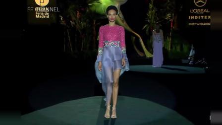 经典T台秀:2020纽约春夏时装周Hannibal Laguna品牌时装秀第八部分