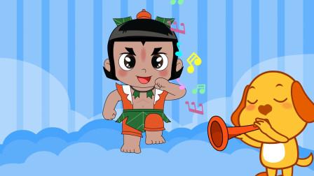 葫芦娃儿歌:葫芦娃躲猫猫 调皮的葫芦娃在玩躲猫猫游戏!小朋友来看看他们谁最厉害呀