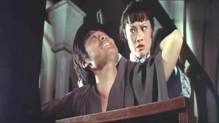 日本武士欺负美女,不料美女把鬼子引进树林,绝世武功砍死他