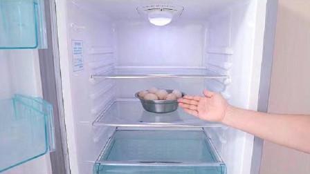 冰箱脏了别用清水擦,我教你个方法,冰箱立马干净还无异味,学学