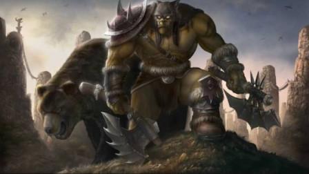 【于拉出品】魔兽RPG第1566期:战就战,远古兽王大战死骑