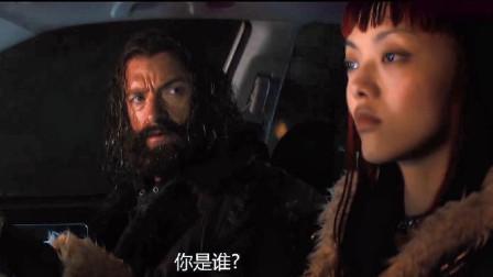 金刚狼2:日本美女说服狼叔去东京,见矢志田最后一面