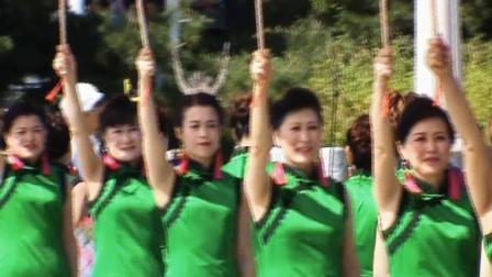旗袍秀  花开中国  泰安市文化旗袍协会