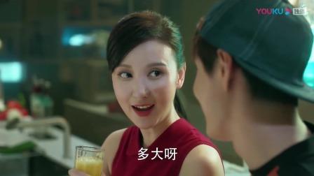 小丈夫:陆小贝和大妈谈恋爱,姐姐:她多大啊,陆小贝回答笑喷!