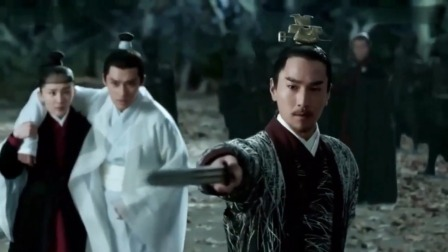 三生三世:墨渊战神单挑翼君,直接宣战:如果你要一战,那便战吧