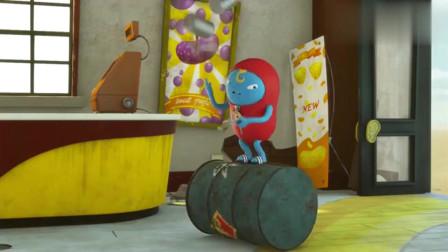 杰力豆:为了挣面子,小伙伴们也是拼了,简直把杂耍玩出了新高度