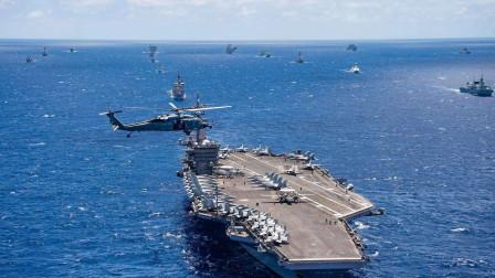 局势持续升级,美军航母杀向波斯湾,真的要对伊朗动武?