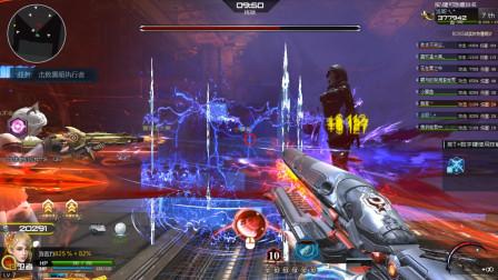 洛哥:逆战僵尸猎场6个人用魔鲲配剑阵瞬秒炼狱BOSS黑暗执行者!