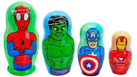 萌宝益智玩具:是谁把美国队长和怪兽关在盒子里?最后是谁先出来