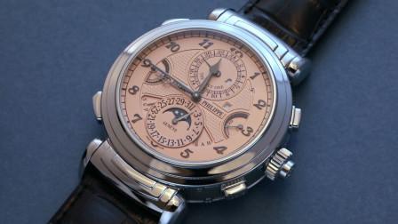 史上最贵手表拍出2.2亿天价 网友:不知道戴着啥感觉