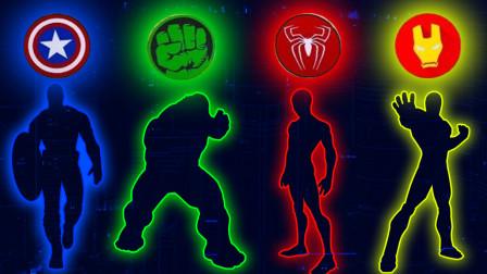 罕见,超级英雄换装道具匹配秀:钢铁侠穿超人披风是什么样的画面?