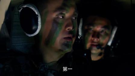 王艳兵想单独较量放弃战机轰炸的机会决定下地与何晨光比试