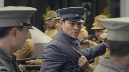 决战燕子门:日本人大开杀戒,老百姓死伤无数,汉奸警察吓到腿软