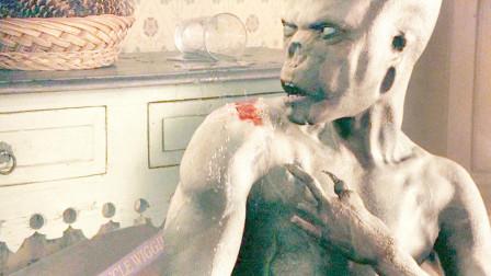 外星人入侵地球,人类还没反击,它们却被一杯水击退