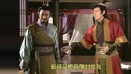 楚汉骄雄:刘邦项羽私下约定让项羽入主关中 ,刘邦只要一个美女多的封地