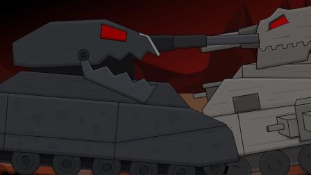 坦克世界:黑色利维坦和灰色利维坦