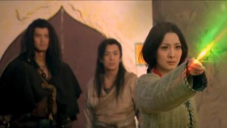 十二生肖:清荷想要杀青璃,不料青璃竟是蛇生肖,下秒清荷惨死