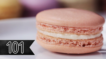 甜点界的爱马仕,抵挡不住的美味,马卡龙在家也能做