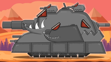坦克世界动画:这是什么坦克