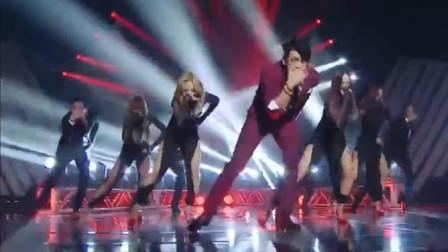亚洲舞王回顾舞台,这首歌已经发布横扫各大音乐榜