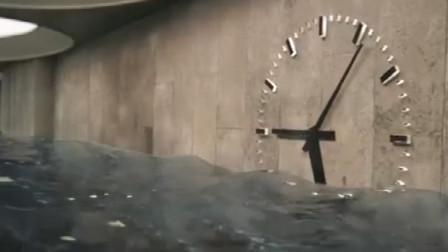 """《死亡搁浅》真人TV预告""""眼泪"""" 时间回溯于淹没的城市"""
