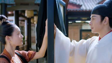 鹤唳华亭:有美一人清扬婉兮,萧定权初遇陆文昔,一曲《长安四韵》道尽心事
