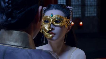 古装:武媚娘深夜独自跳舞灵气动人,不料被皇上看见,直接看呆