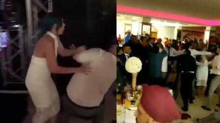 500人婚宴现场宾客互殴 新人告五星级酒店侵权