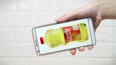 想用油,用手机倒一下就行了,这什么神操作?