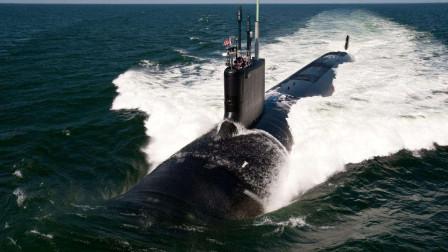 最强核潜艇开始动工!一艘可摧毁一中等国家 领先别国20年