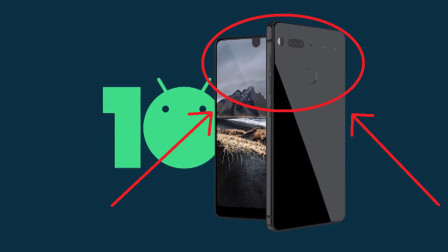 Essential Phone更新安卓10.0,被誉为安卓之父的它,是否值得购买?