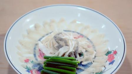 日本一道顶级美食,没执照就去做这道菜,会面临牢狱之灾!