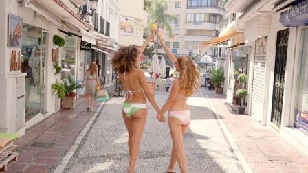 RELLECIGA俪丝娅全新Ice Cream冰淇淋系列比基尼时尚大片发布