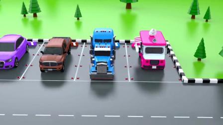 挖掘机视频表演大全70 挖土机玩具视频 挖土机 推土机动画片