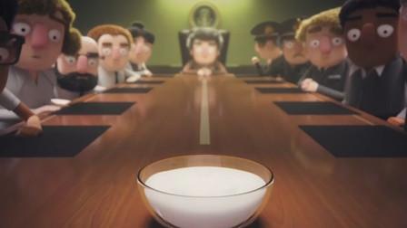 人类发明出神奇酸奶,不仅能开口说话,还当上了总统!