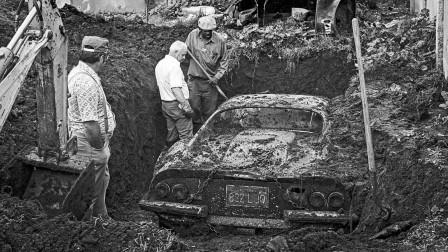 Top8老外在地里挖出的意外惊喜,为什么在房前屋后就能挖到宝贝?