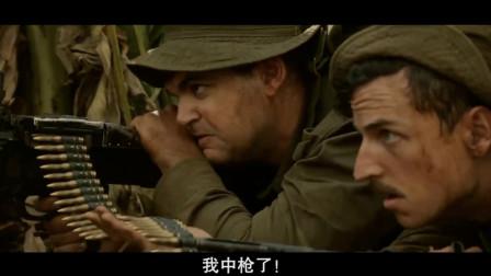 越战猛片,美军被伏击呼叫炮兵战斗机支援,实力碾压