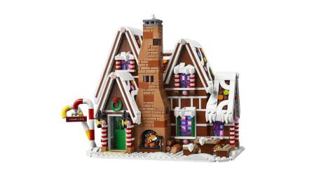 LEGO乐高积木玩具创意系列10267姜饼屋套装速拼