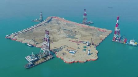 比港珠澳大桥还长,中国又一海底隧道开工,但遇到五大世界难题