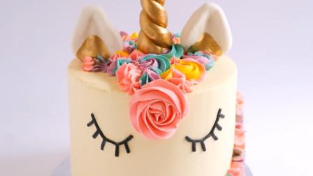 美国女子为女儿过生日,定制的是梦幻独角兽蛋糕,看到实物却极为丑陋!