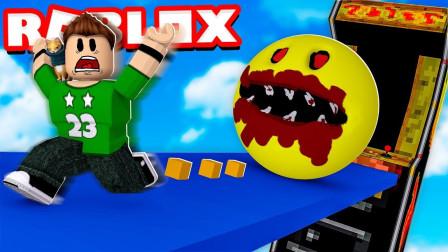 小格解说 Roblox 游戏厅逃生:可怕游戏厅大冒险!巨型老板在最后?乐高小游戏