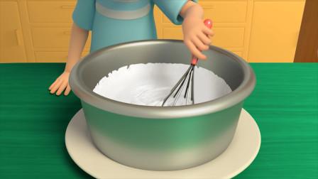 巧克力蛋糕制作方法,一看就会一做就废