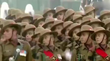 印度阅兵:那个歪脖子是印度最能打的雇佣兵