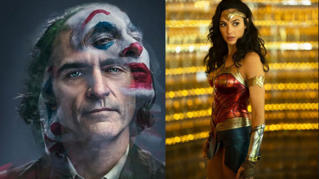 DC《小丑》全球大爆10亿美元!2020年大作《神奇女侠2》全面前瞻