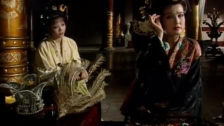 武则天:太平问:为什么母后不能做皇上, 号令天下非母后莫属