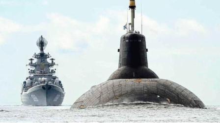 俄罗斯发布最新核潜艇,可搭载16枚巡航导弹,射程达9000公里!