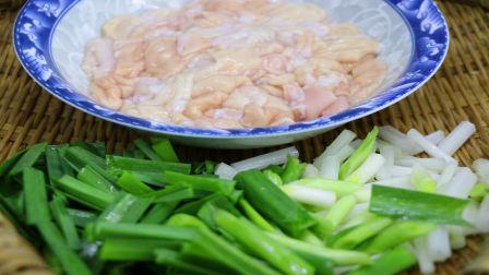川菜师傅这样做生爆肥肠,做法简单肥肠没有腥味,吃起来真叫爽